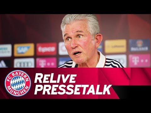 LIVE 🔴 | FC Bayern-Pressetalk mit Jupp Heynckes vor Bremen 🇩🇪