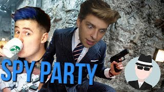 Spy Party s Baxem