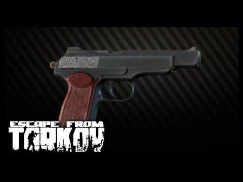 Escape from Tarkov - APS Automatic Pistol