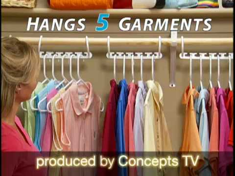 Concepts TV Produces: Wonder Hangers