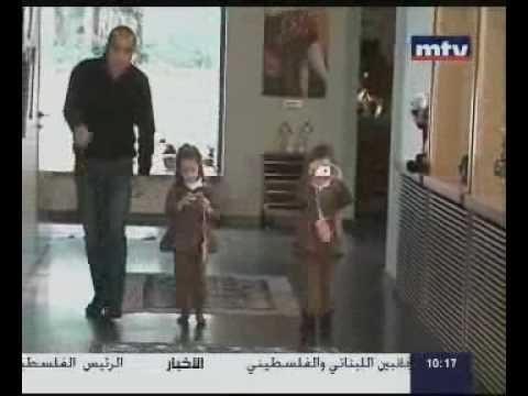 Gebran Tueni: The angels he left behind...George Eid reports-MTV