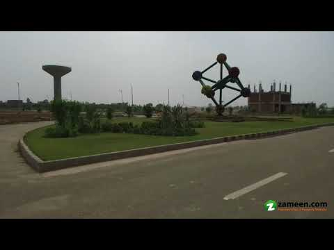 5 MARLA PLOT FILE FOR SALE IN ZAITOON NEW LAHORE CITY MAIN CANAL ROAD LAHORE