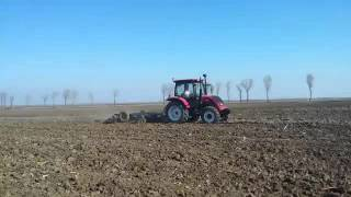 55hp farm tractor for sale with farm implements-QLN