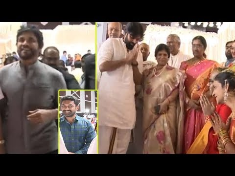 Tollywood celebrities @ CVR Channels Chairman C V Rao Daughter Marriage