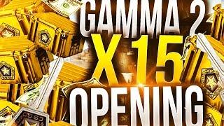 CZERWONY SKIN! - CS:GO GAMMA 2 CASE OPENING! (ROZDAJE SKINY !)