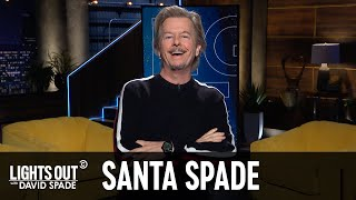 Why You Should Hire David Spade as Your Santa - Lights Out with David Spade