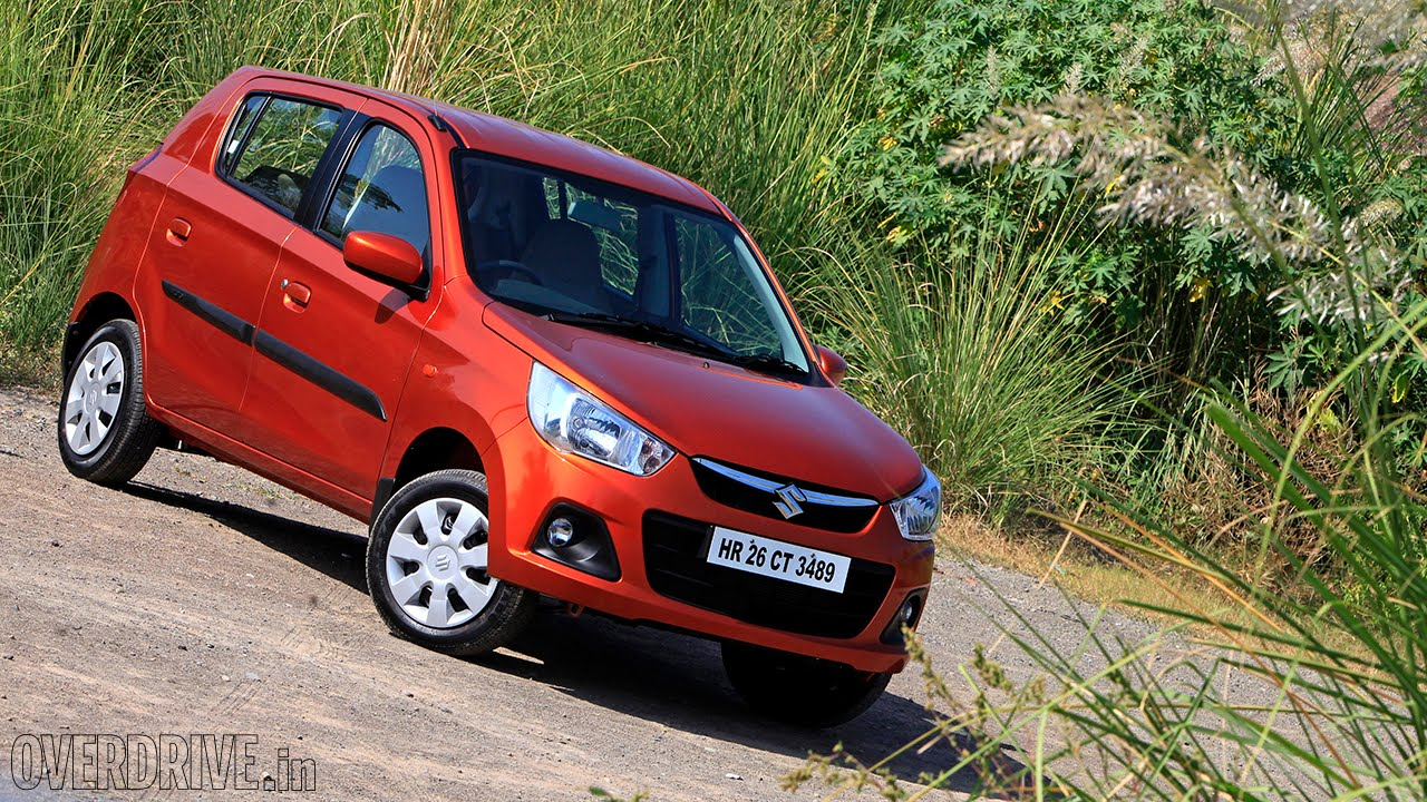 2015 maruti suzuki alto k10 first drive review youtube