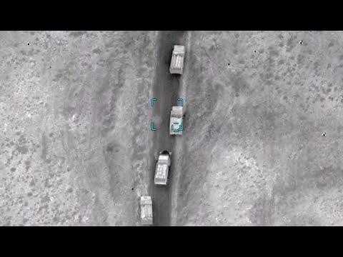 Ночной бой в Карабахе: Колонны снабжения армии Армении попали под удар ВС Азербайджана - срочно!