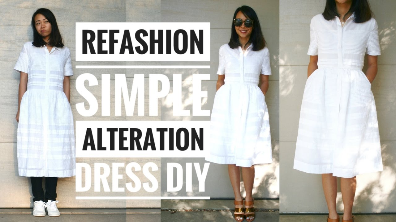 How to refashion clothing 37