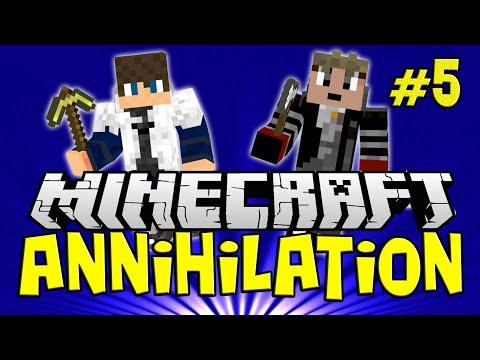 [Minecraft] Survival-Games.cz - ANNIHILATION [#5]