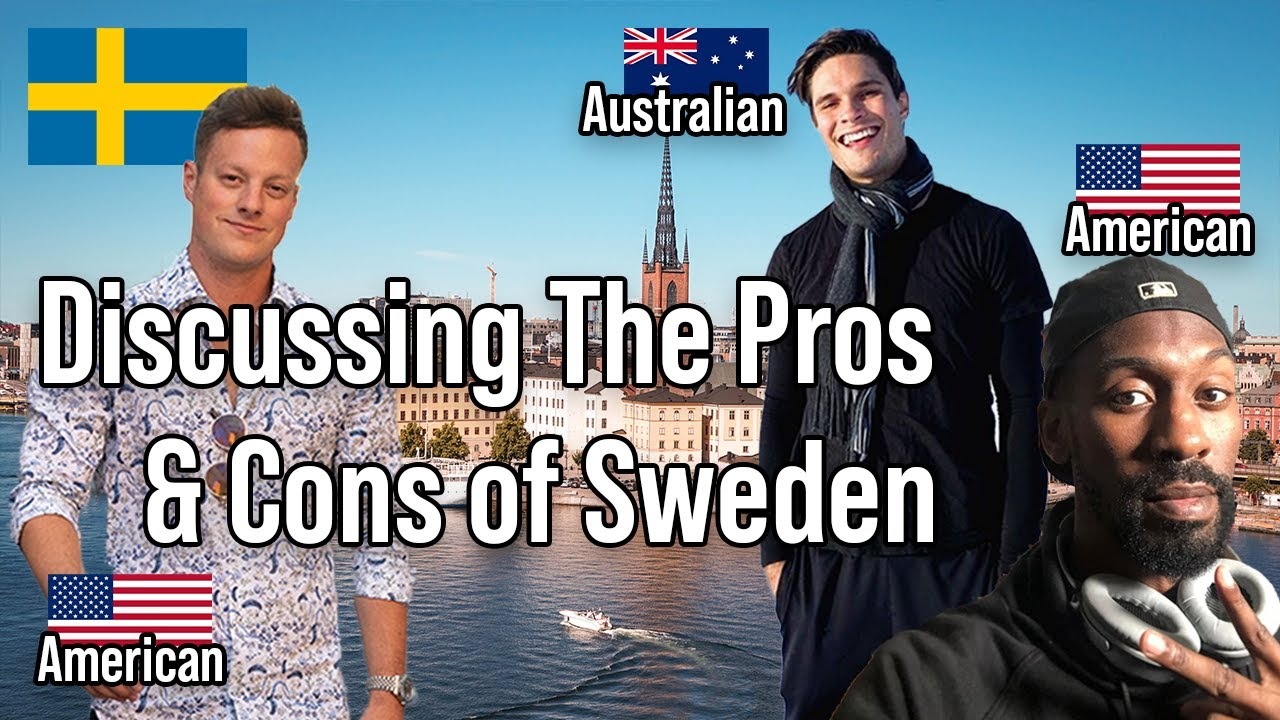 Australian & Americans Discuss The Pros & Cons of Life In Sweden