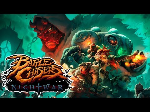 Comic Book jRPG Goodness!! – Battle Chasers: Nightwar Gameplay – Let's Play Part 1