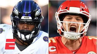 Patrick Mahomes and Lamar Jackson vs. the QB field for NFL MVP | Daily Wager