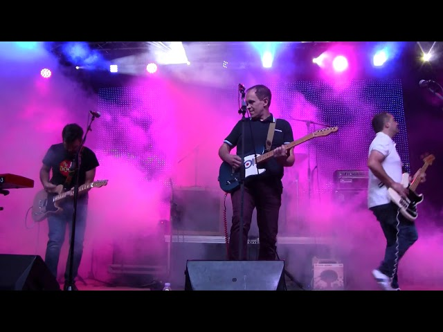 THE YELLOW MELODIES - Back again (directo @Contempopránea 2018) (19-7-18)