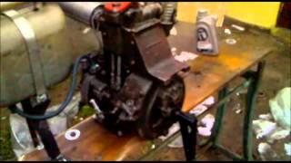 Diesel 1 cylinder YANMAR A2