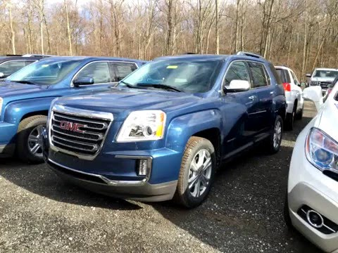 2016 Gmc Terrain Slt Review And Start Up