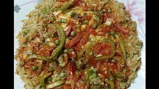 Noodles Pizza (Vegetable Pizza Recipe) Bangladeshi Noodles Pizza RecipeBangla