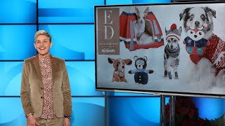 Ellen Has the Perfect Presents for Your Pets!