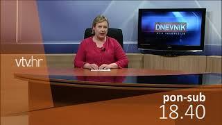 VTV Dnevnik najava 18. travnja 2018.