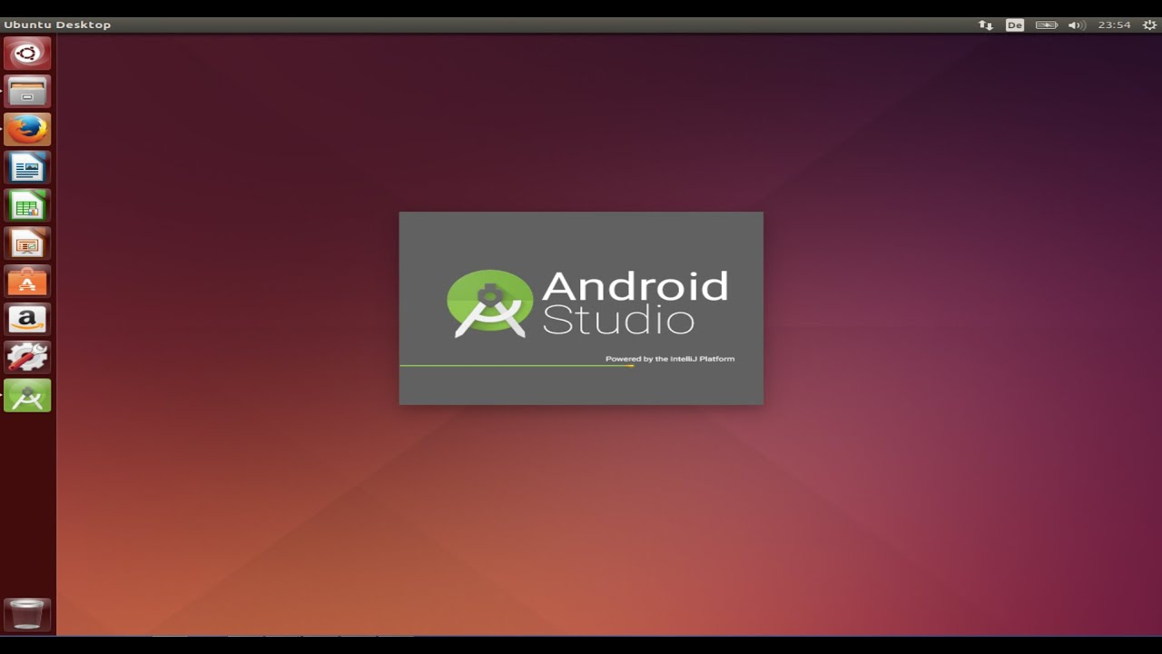 Error : Unable to run mksdcard SDK tool in Ubuntu (Android Studio) - Solved
