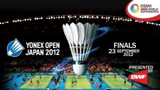Video Finals - 2012 Yonex Open Japan download MP3, 3GP, MP4, WEBM, AVI, FLV Mei 2018