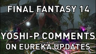 FFXIV: Yoshi-P Comments On Eureka Updates & Other Info