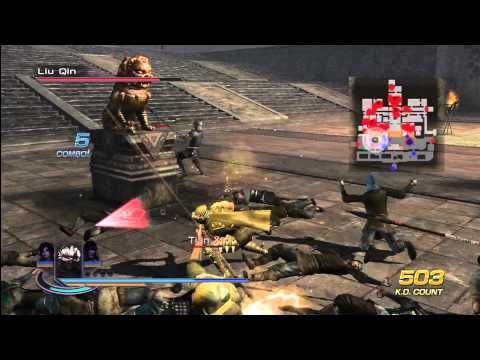 Warriors Orochi 3 (360) walkthrough - Siege of Luoyang