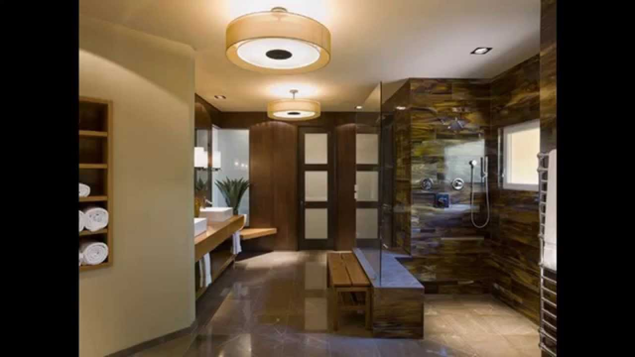 Home spa design and decorations - YouTube