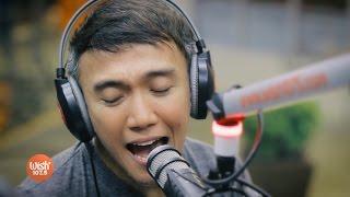 "Arnel Pineda sings ""Pain In My Heart"" LIVE on Wish 107.5 Bus"