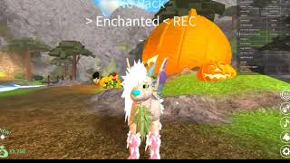 How to make my OC Enchanted in Roblox Wolves Life 3