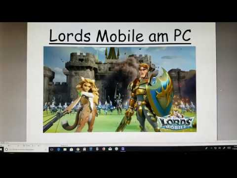 Lords Mobile Am PC Spielen Mit Dem Nox App Player! - Lords Mobile On PC