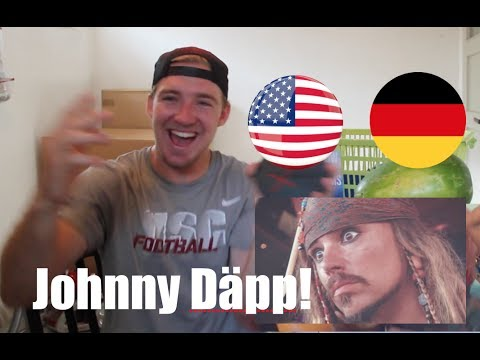 AMERICAN REACTS to GERMAN DRINKING MUSIC