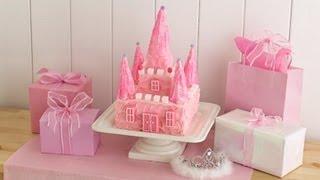Wie Sie einen Schloss-Kuchen zubereiten