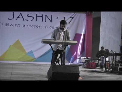 Sun Saathiya Instrumental, Jashn'17 , IIT Gandhinagar