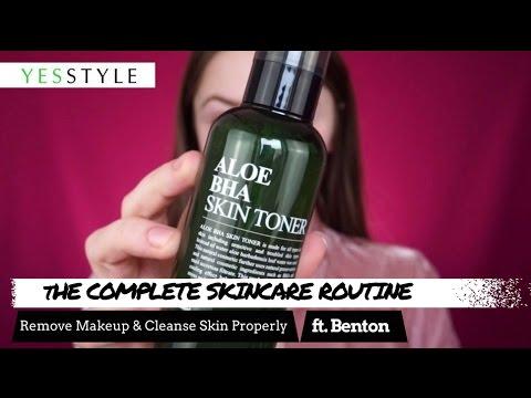 Simple Steps to Flawless Skin | Benton | YesStyle Korean Beauty