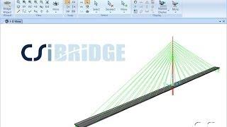 CSiBridge - 07 Staged Analysis: Watch & Learn