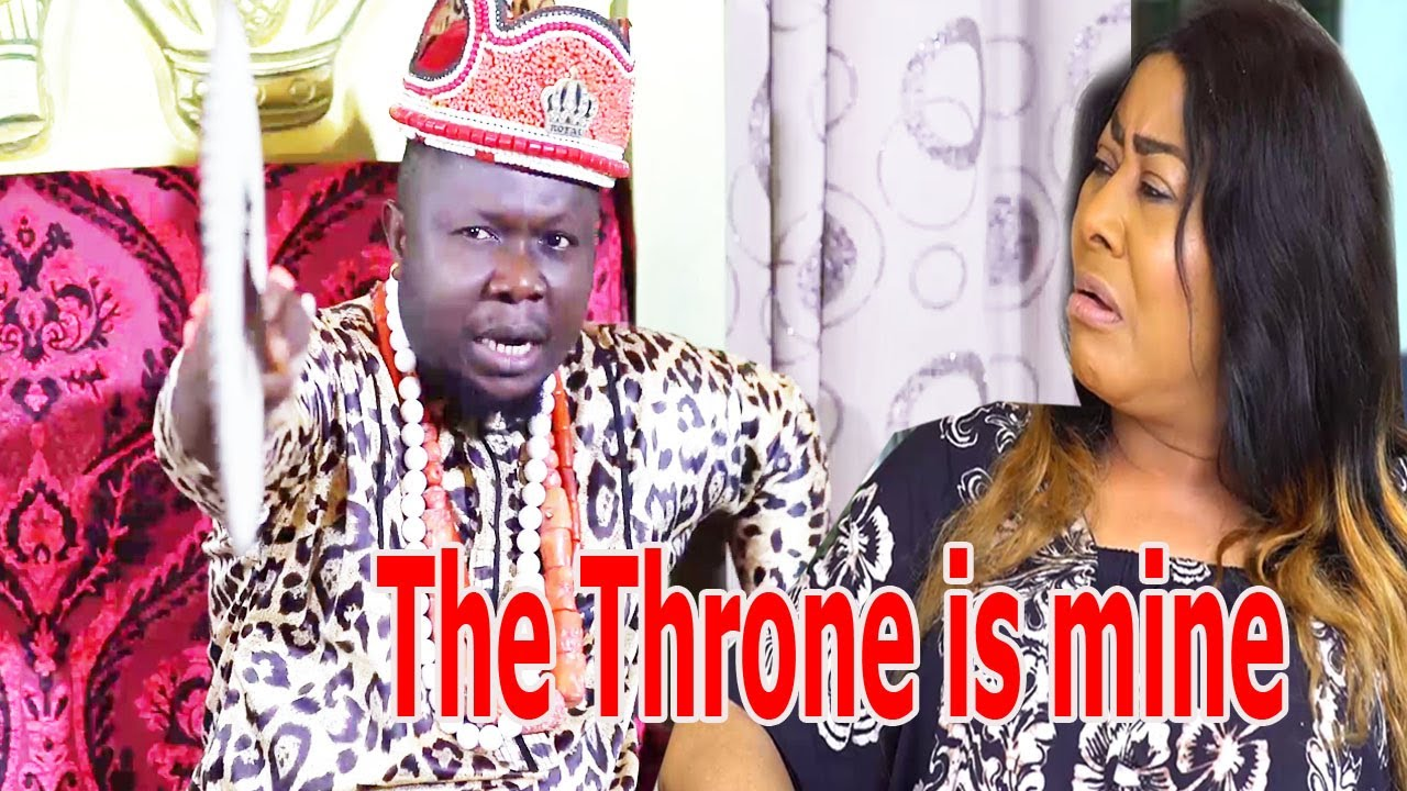 Download THE THRONE IS  MINE SEASON-1- LATEST NIGERIA NOLLYWOOD MOVIE NOW(WATCH THIS MOVIE