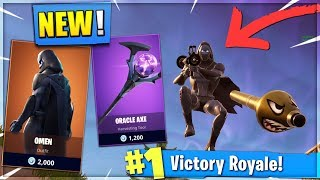 NEW GREASE FORTNITE SKIN & PICKAXE! -FORTNITE ENGLISH