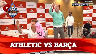 🔴DIRECTO | ATHLETIC - BARÇA en EL CHIRIGUITO | Final Copa Del Rey