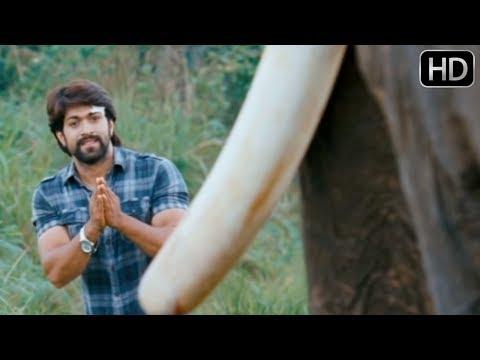 Yash talks to Kalinga comedy | Kannada Movie | Kannada Comedy Scenes 131 | Yash, Amoolya