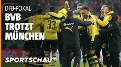DFB-Pokal: Bayern gegen Dortmund - die Tore | Sportschau