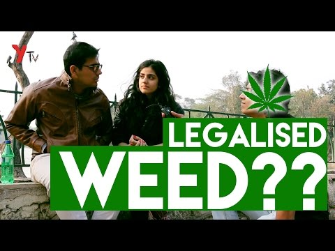 Should Smoking Weed (Marijuana) be Legal in India? UNBELIEVABLE Responses!!!