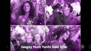 HOOKAH BAR Remix - Himesh Reshammiya + Dj Barkha Kaul |HRFC presents|