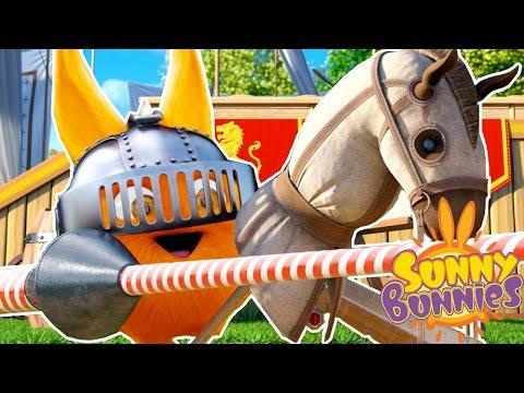Cartoons for Children   Sunny Bunnies - SUNNY BUNNIES KNIGHT IN ARMOUR   Funny Cartoons For Children