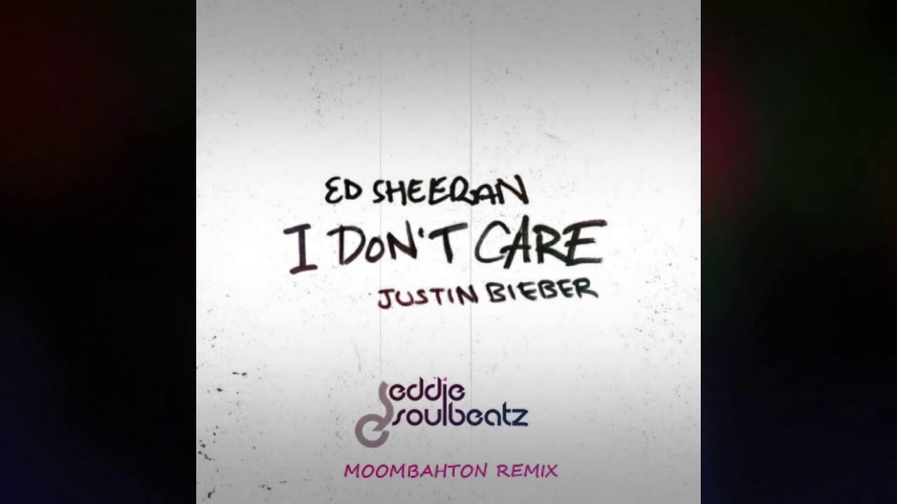 Ed Sheeran & Justin Bieber I Don't Care Eddie Soulbeatz Moombahton Remix  FREE DOWNLOAD
