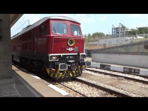 Romania and Bulgaria 2016 V-log 4: Varna to Bucharest