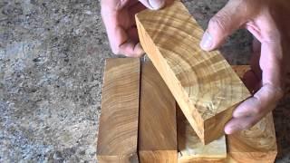 Древесина для рукояток