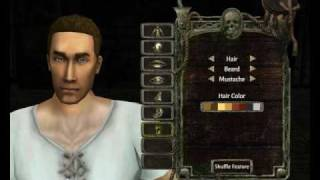 Pirates of the Caribbean Online Character Creation
