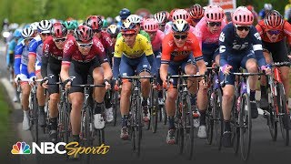 Critérium du Dauphiné 2019: Stage 3 | EXTENDED HIGHLIGHTS | Cycling on NBC Sports