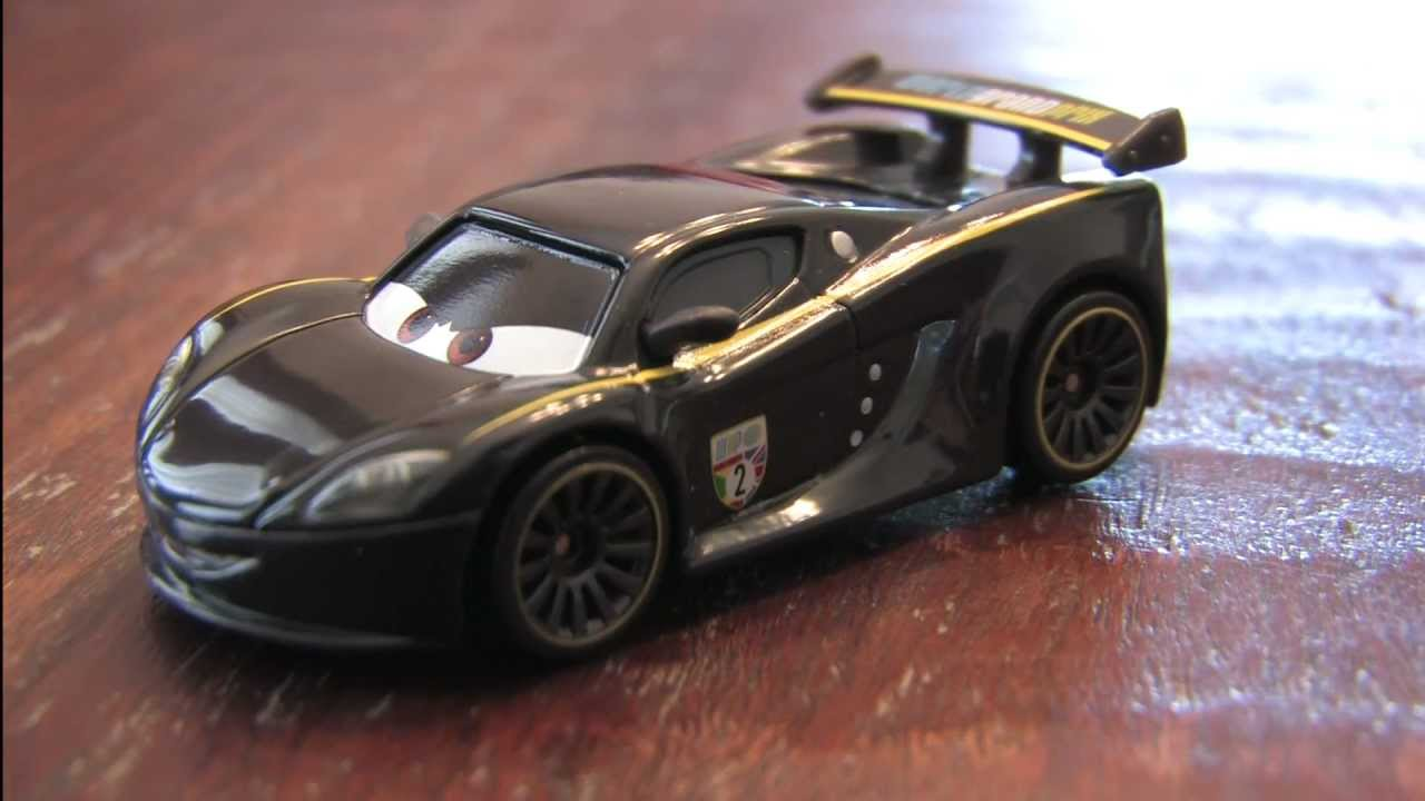 Auto Garage For Sale Hamilton: LEWIS HAMILTON CARS 2 Toy Review